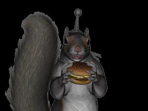 SQRPT 'Burger 1.0