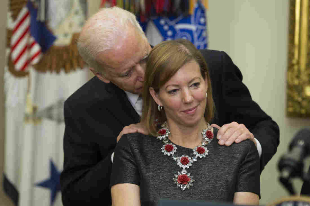 What is Biden saying?